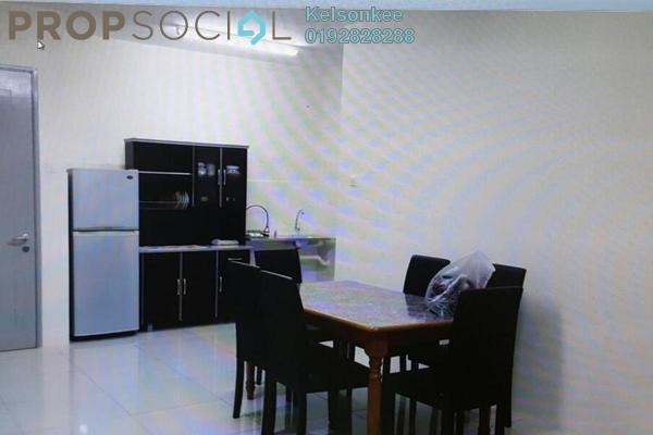 For Rent Condominium at Platinum Lake PV20, Setapak Freehold Fully Furnished 4R/2B 2k