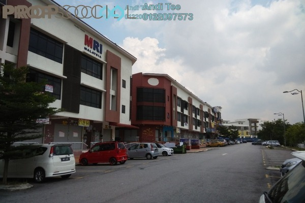 For Sale Shop at Lake Valley, Bandar Tun Hussein Onn Leasehold Unfurnished 0R/0B 6m