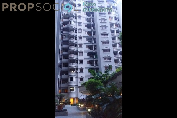 For Rent Condominium at The Forum, KLCC Freehold Fully Furnished 2R/2B 2.5k