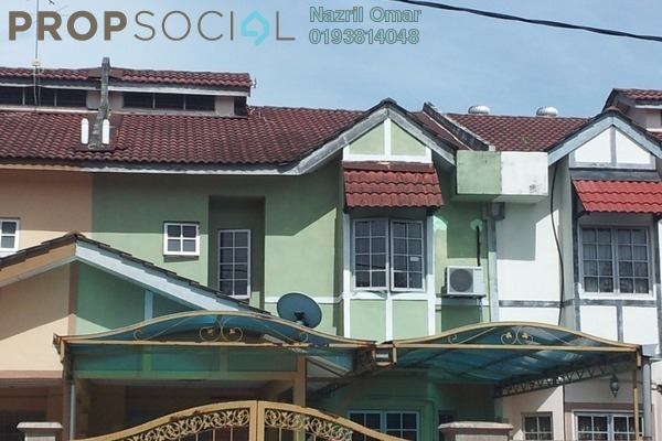 For Rent Terrace at Section 9, Shah Alam Freehold Fully Furnished 4R/3B 1.95k
