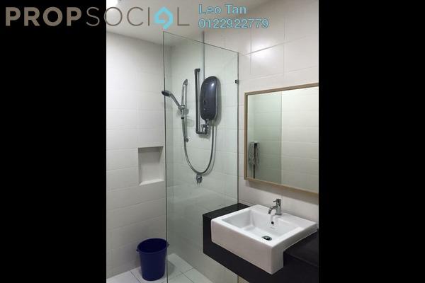 For Rent SoHo/Studio at Trefoil, Setia Alam Freehold Fully Furnished 1R/1B 1.5k