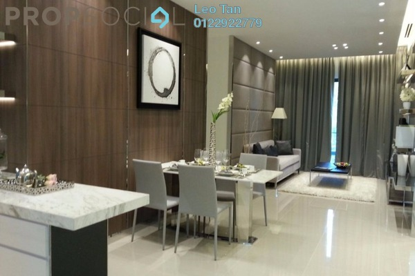 For Sale Condominium at The Westside Two, Desa ParkCity Freehold Unfurnished 3R/2B 540k