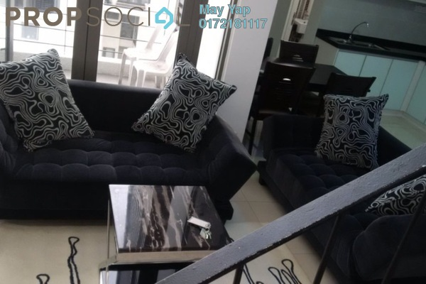 For Rent Duplex at Centrio, Pantai Freehold Fully Furnished 1R/2B 2.9k