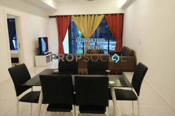 For Rent Condominium at M City, Ampang Hilir Freehold Fully Furnished 2R/2B 2.7k
