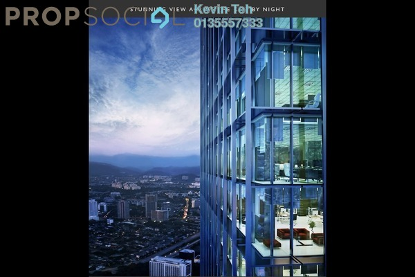 For Rent Office at KL Eco City, Mid Valley City Freehold Unfurnished 0R/0B 3.4k