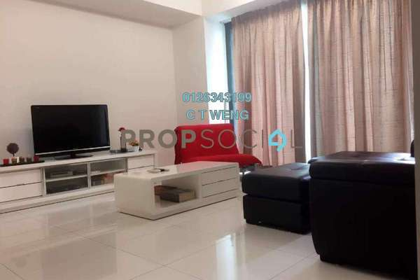 For Rent Condominium at Hampshire Place, KLCC Freehold Fully Furnished 1R/2B 3.5k