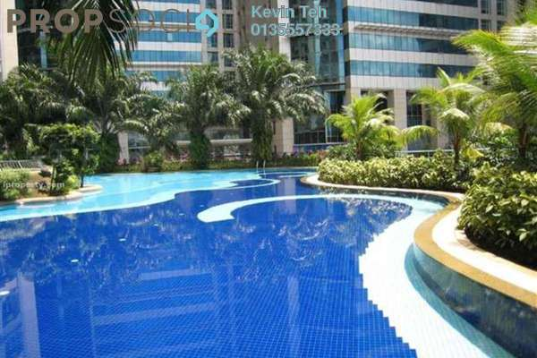 For Rent Condominium at Suasana Sentral Condominium, KL Sentral Freehold Fully Furnished 3R/3B 5.5k