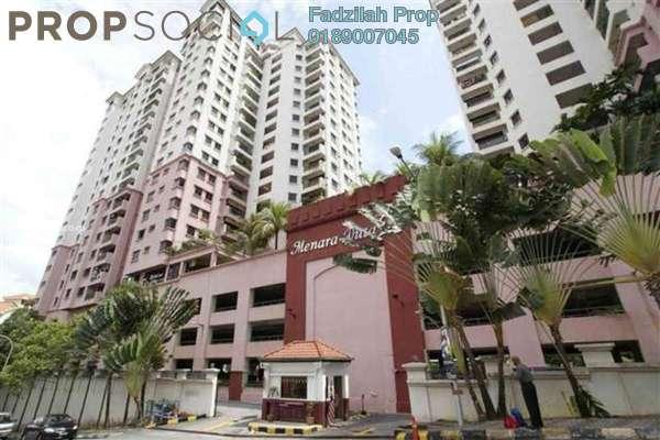 For Sale Condominium at Menara Duta 2, Dutamas Freehold Semi Furnished 3R/3B 580k