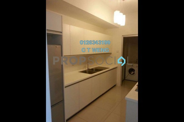 For Rent Condominium at Solaris Dutamas, Dutamas Freehold Fully Furnished 2R/2B 3.9k