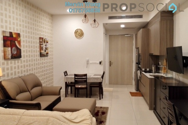 For Rent Condominium at Nadi Bangsar, Bangsar Freehold Fully Furnished 1R/1B 2.3k