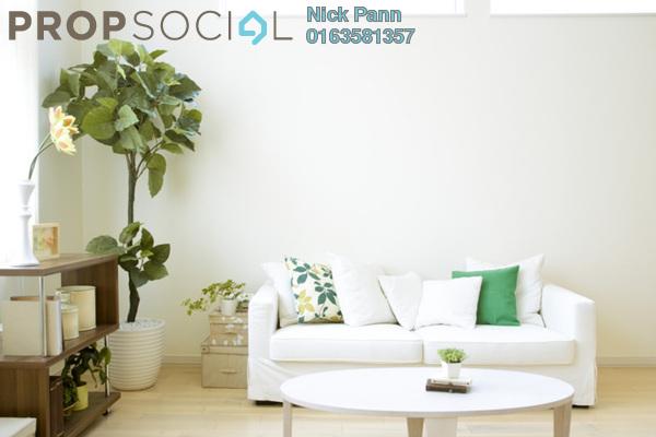 For Sale Condominium at Pinnacle, Sri Petaling Leasehold Semi Furnished 3R/3B 502k