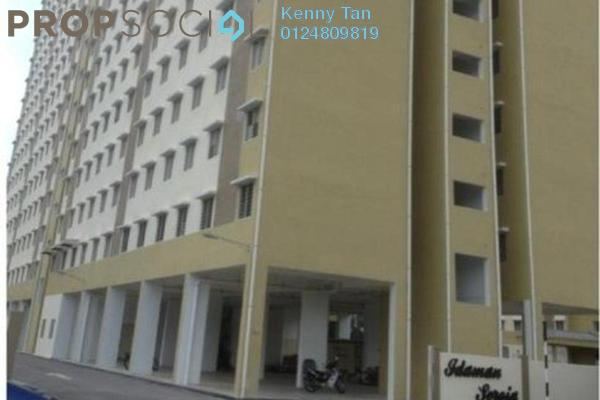 For Rent Apartment at Idaman Seroja, Sungai Ara Freehold Semi Furnished 3R/1B 750translationmissing:en.pricing.unit