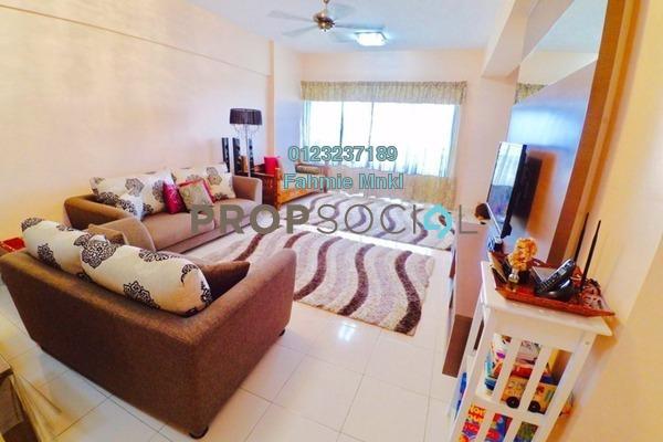 For Sale Condominium at Villa Wangsamas, Wangsa Maju Freehold Fully Furnished 4R/3B 540k