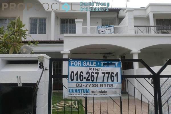 For Sale Link at PJS 9, Bandar Sunway Leasehold Unfurnished 4R/3B 900k