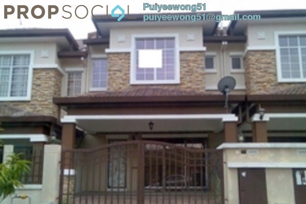 For Rent Semi-Detached at Section 6, Bandar Mahkota Cheras Freehold Unfurnished 3R/2B 1.3k