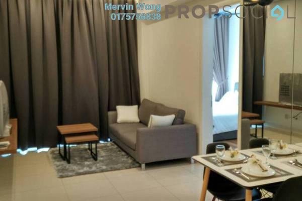 For Rent Condominium at Nadi Bangsar, Bangsar Freehold Fully Furnished 1R/1B 2.8k