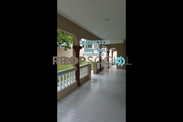 For Rent Bungalow at SS19, Subang Jaya Freehold Semi Furnished 5R/4B 3.8k