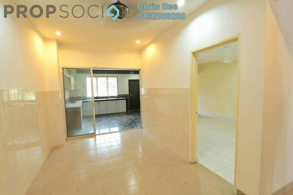 For Sale Terrace at Emerald West, Rawang Freehold Semi Furnished 4R/3B 650k