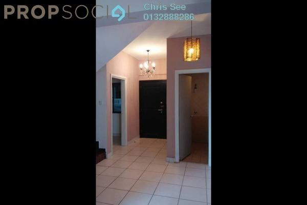 For Rent Condominium at Armanee Condominium, Damansara Damai Freehold Semi Furnished 3R/3B 1.7k