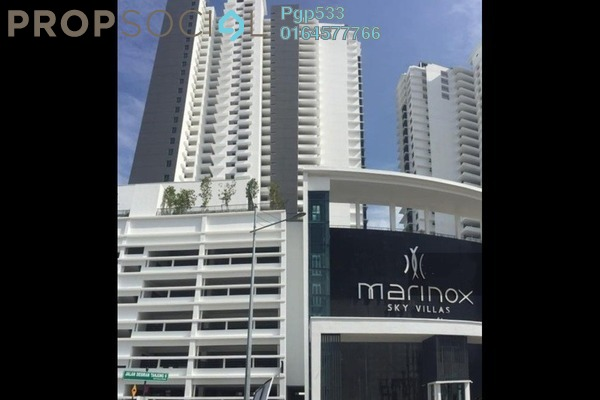 For Rent Condominium at Marinox Sky Villas, Seri Tanjung Pinang Freehold Unfurnished 3R/2B 1.8k
