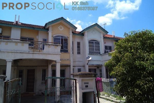 For Sale Link at Taman Kota Pendamar, Port Klang Freehold Semi Furnished 4R/3B 329k