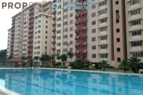 For Rent Condominium at De Rozelle, Kota Damansara Freehold Unfurnished 3R/2B 1.2k