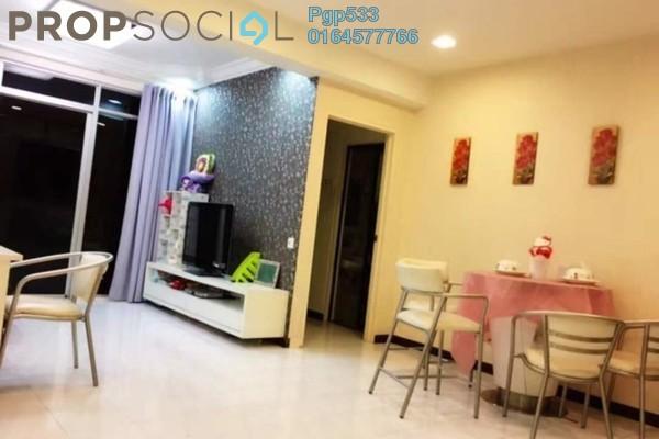 For Rent Condominium at Sinar Bukit Dumbar, Gelugor Freehold Fully Furnished 3R/2B 1.2k