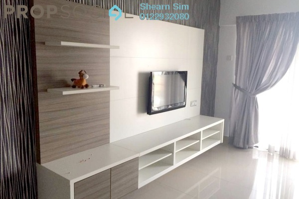 For Rent Condominium at Setia Walk, Pusat Bandar Puchong Freehold Fully Furnished 3R/2B 2.5k