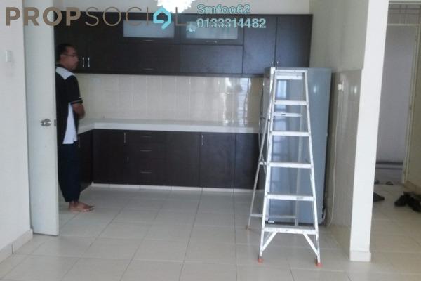 For Rent Condominium at Platinum Lake PV10, Setapak Freehold Semi Furnished 4R/2B 1.2k