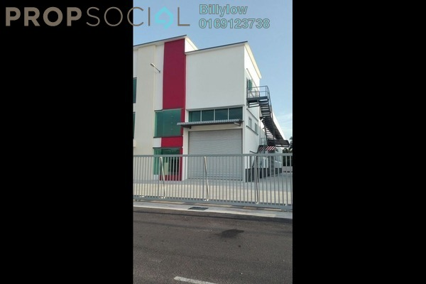 For Rent Factory at Telok Mengkuang, Telok Panglima Garang Freehold Semi Furnished 0R/0B 22k