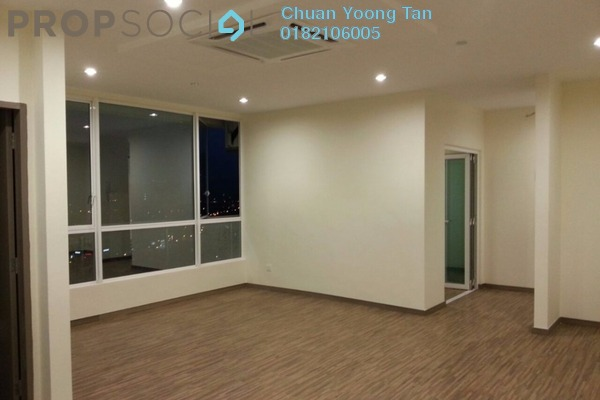 For Sale Condominium at The Loft @ ZetaPark, Setapak Freehold Semi Furnished 0R/1B 400k