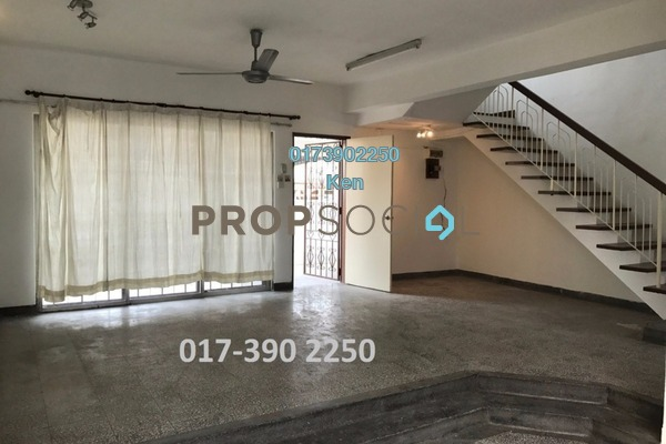 For Rent Terrace at SS21, Damansara Utama Freehold Semi Furnished 4R/3B 2k