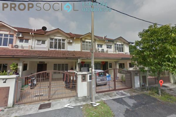 For Sale Terrace at Taman Desa Bukit Cahaya, Cheras South Freehold Unfurnished 0R/0B 520k