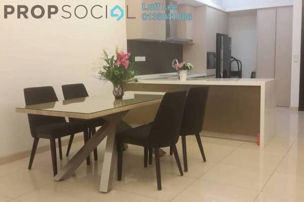 For Rent Condominium at Suasana Bukit Ceylon, Bukit Ceylon Freehold Fully Furnished 3R/2B 4.8k