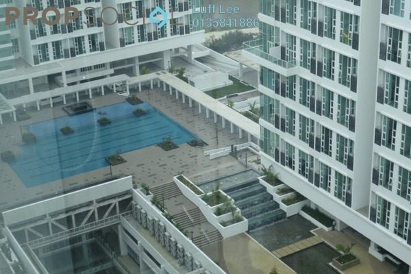 For Rent Condominium at The Scott Garden, Old Klang Road Freehold Fully Furnished 1R/2B 2.2k