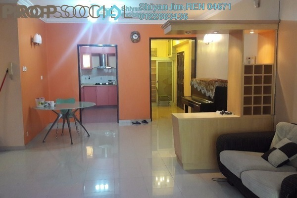 For Rent Condominium at Villa Angsana, Jalan Ipoh Freehold Fully Furnished 3R/2B 1.7k