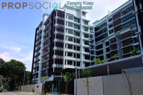 For Rent Condominium at Sastra U-Thant, Ampang Hilir Freehold Semi Furnished 3R/3B 9k