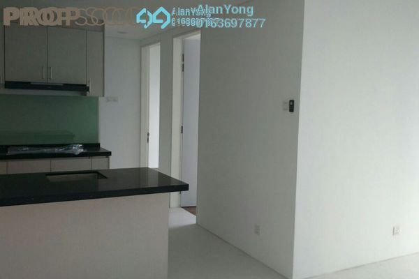 For Rent Condominium at The Capers, Sentul Freehold Semi Furnished 2R/2B 2.1k