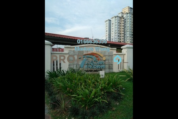 For Sale Condominium at Pertiwi Indah, Cheras Freehold Semi Furnished 3R/2B 610k