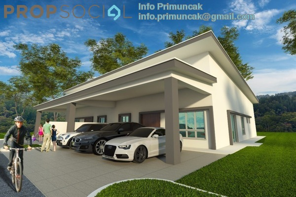For Sale Semi-Detached at Warisan Villa, Nilai Freehold Unfurnished 4R/3B 649k