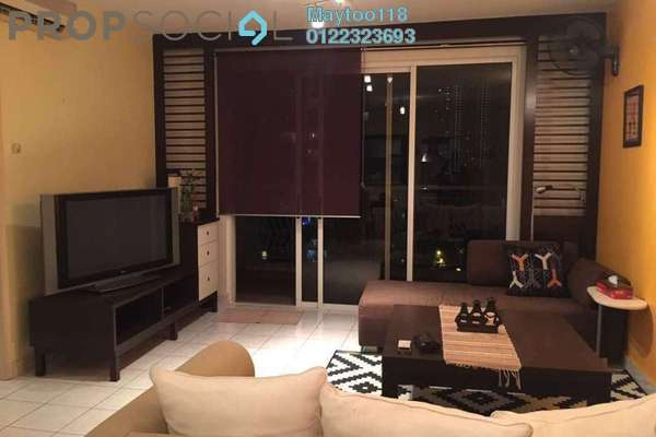 For Rent Condominium at Mont Kiara Bayu, Mont Kiara Freehold Fully Furnished 2R/2B 3k