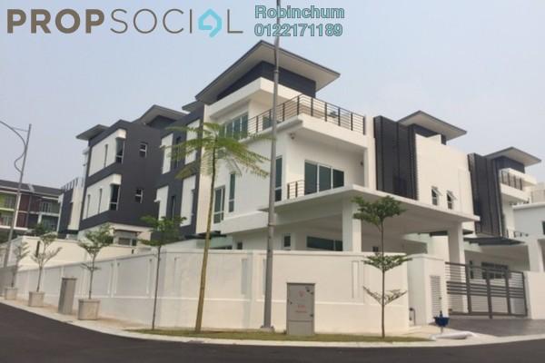 For Sale Semi-Detached at SuriaMas Suites, Johor Bahru Freehold Semi Furnished 7R/7B 2.2m
