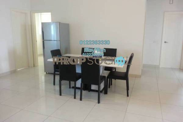 For Rent Condominium at Laman Baiduri, Subang Jaya Leasehold Fully Furnished 3R/2B 3k