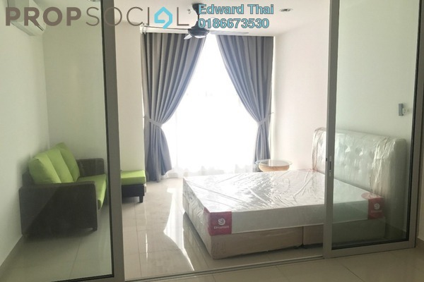 For Rent Condominium at 3Elements, Bandar Putra Permai Freehold Semi Furnished 1R/1B 899translationmissing:en.pricing.unit