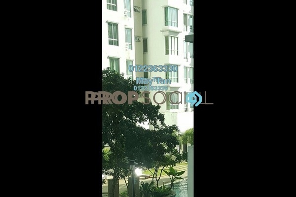 For Sale Condominium at Casa Tiara, Subang Jaya Freehold Fully Furnished 3R/2B 510k