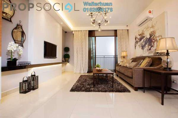 For Sale Condominium at V-Residensi 5, Selayang Freehold Semi Furnished 3R/3B 480k