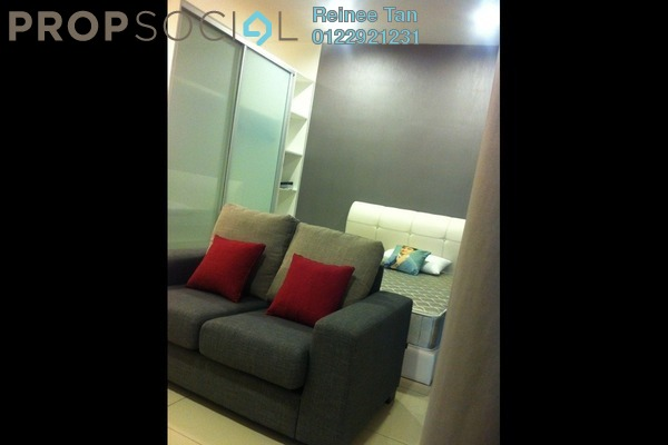 For Rent Condominium at CyberSquare, Cyberjaya Freehold Fully Furnished 1R/1B 1.5k