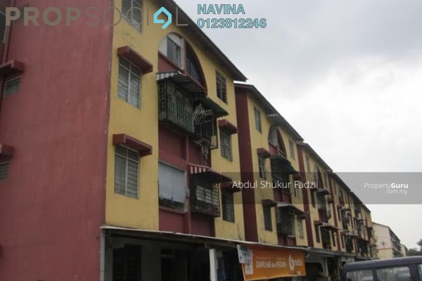 For Sale Apartment at Taman Kota Cheras, Cheras South Freehold Unfurnished 0R/0B 90k