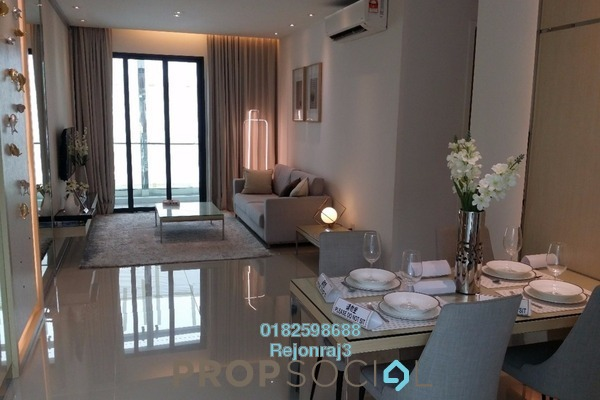 For Sale Serviced Residence at United Point Residence, Segambut Freehold Unfurnished 2R/2B 452k