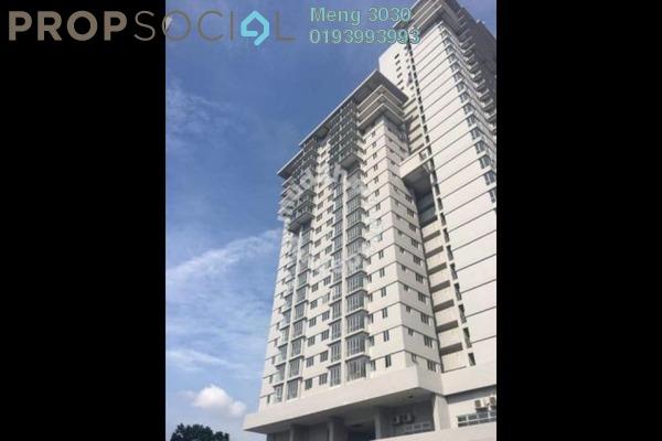 For Sale Condominium at Majestic Maxim, Cheras Freehold Semi Furnished 2R/2B 480k